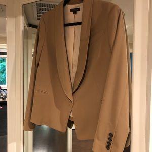 Ann Taylor Sz 10 Camel Jacket